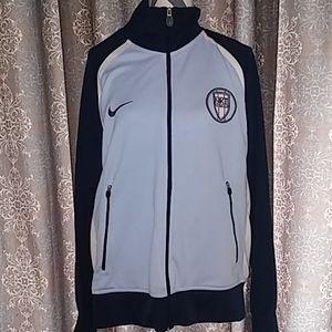 Nike Athletics zip-up jacket